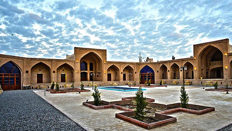قدیمی ترین هتل های ایران