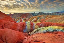 پارک ملی ژانگی دانسکیا در چین