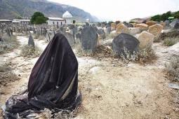 قبرستان پر رمز و راز سفیدچاه بهشهر