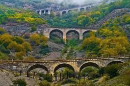 پل ورسک کجاست و کی ساخته شده ؟