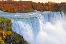 آبشار نیاگارا کجاست؟!