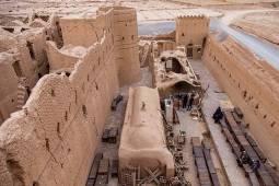 قلعه سریزد کجاست و به چه منظور ساخته شده است؟