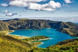 جزایر آزور در کشور پرتغال