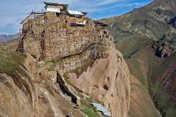 مناطق اسرار آمیز ایران