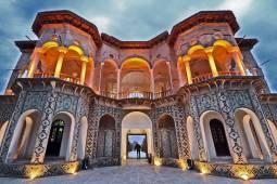 باغ شاهزاده ماهان در دل کویر کرمان