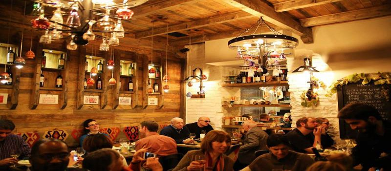 به کدام رستوران ایرانی در تفلیس برویم؟