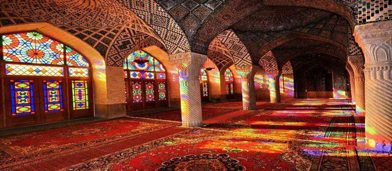 جاذبه های شیراز قسمت اول