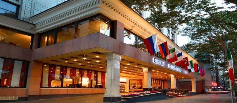 هتل های تهران را بشناسیم
