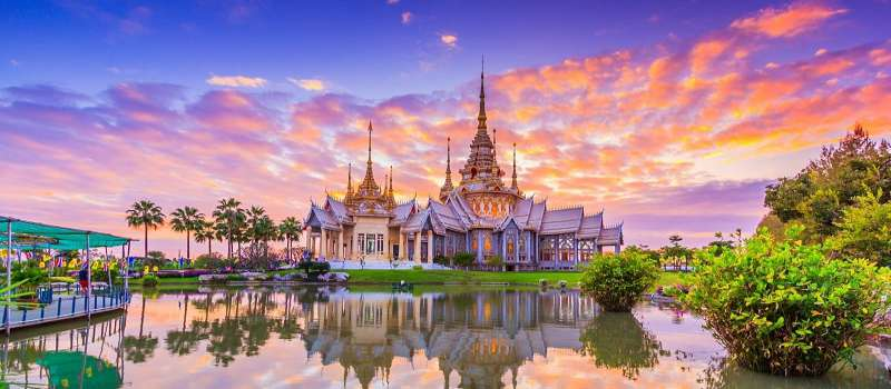راهنمای سفر با تور تایلند