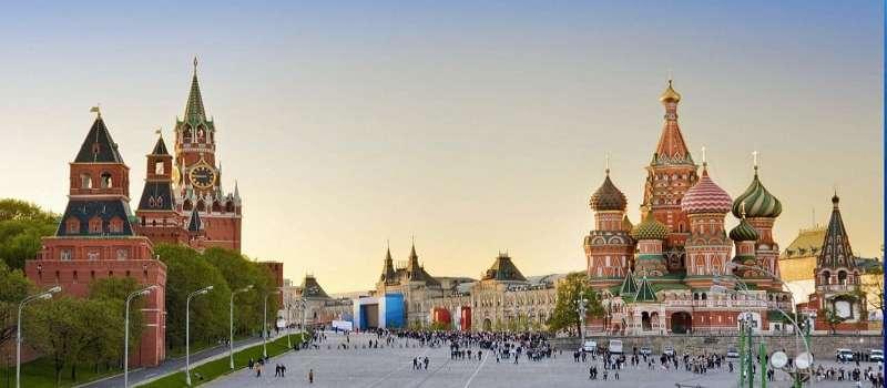 راهنمای خرید تور مسکو