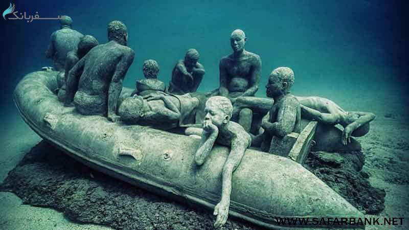 موزه زیر آب آنتالیا