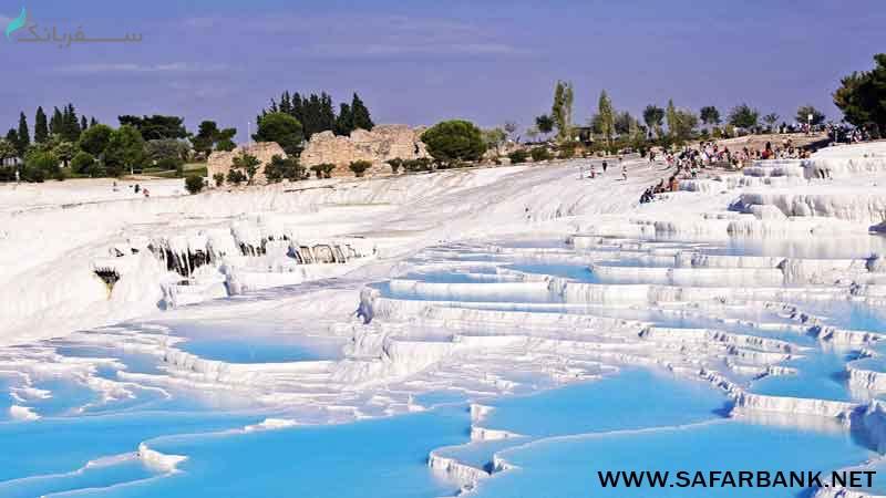 بهترین زمان سفر به آنتالیا برای تفریحات زمستانی