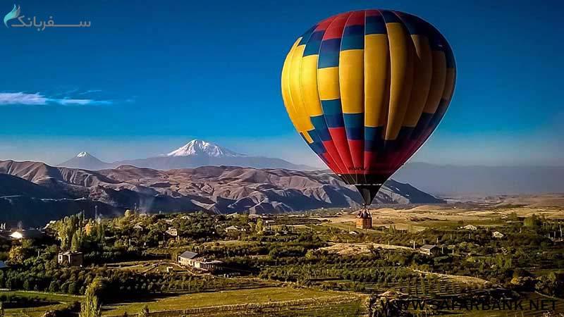 راهنمای خرید تور ارمنستان