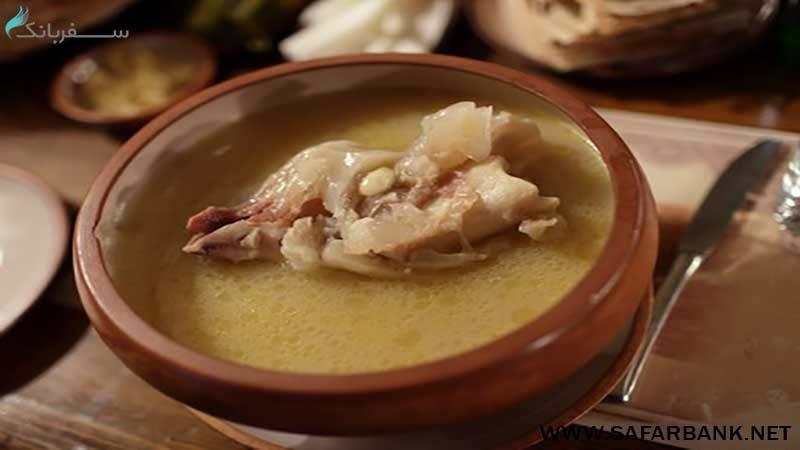 تیسژیک غذای ارمنی