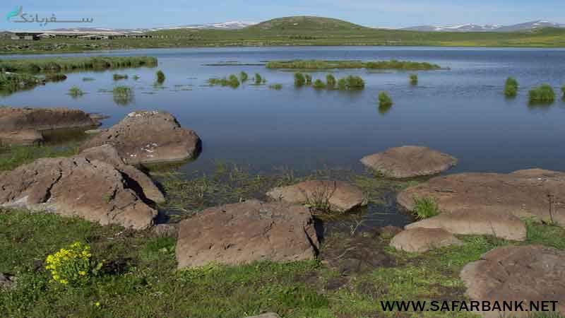 دریاچه آرپی ارمنستان