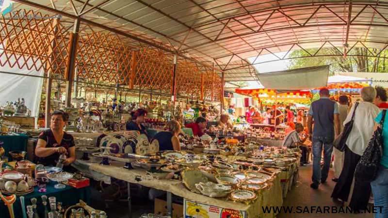 بازار ورنیساج ارمنستان