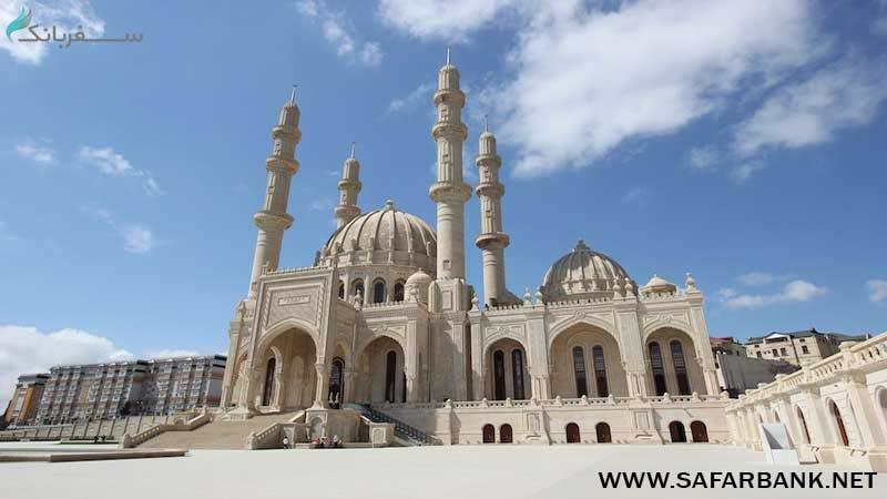 مسجد حیدر باکو