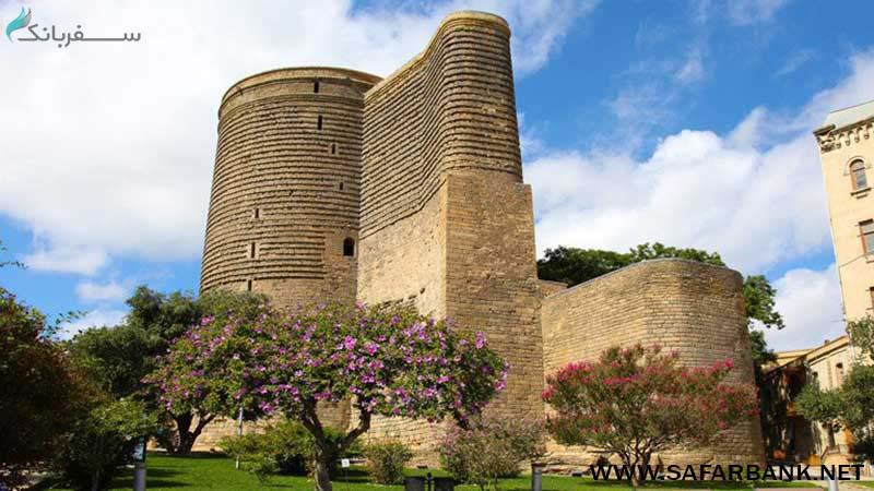 برج دختر در باکو