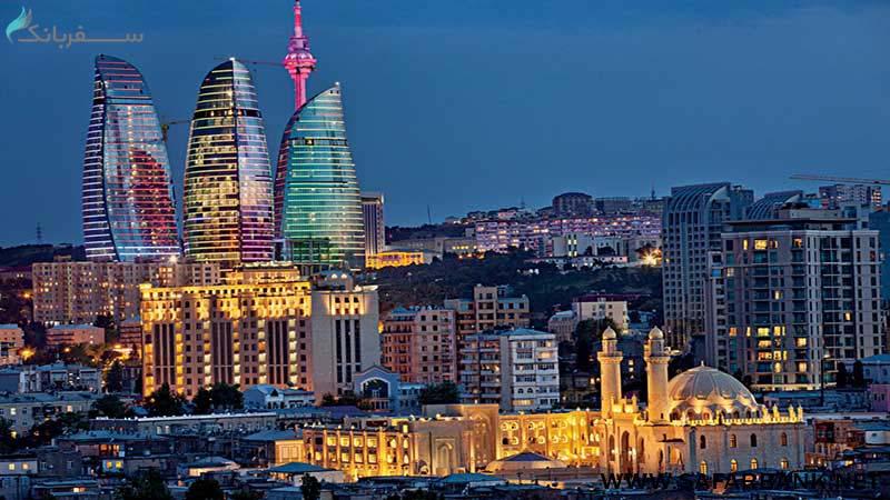 نکات سفر به باکو
