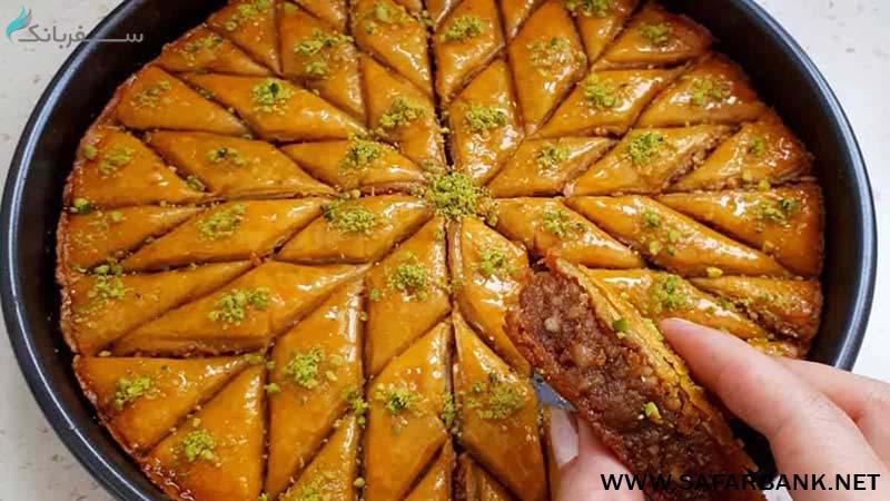باغلوا آذری