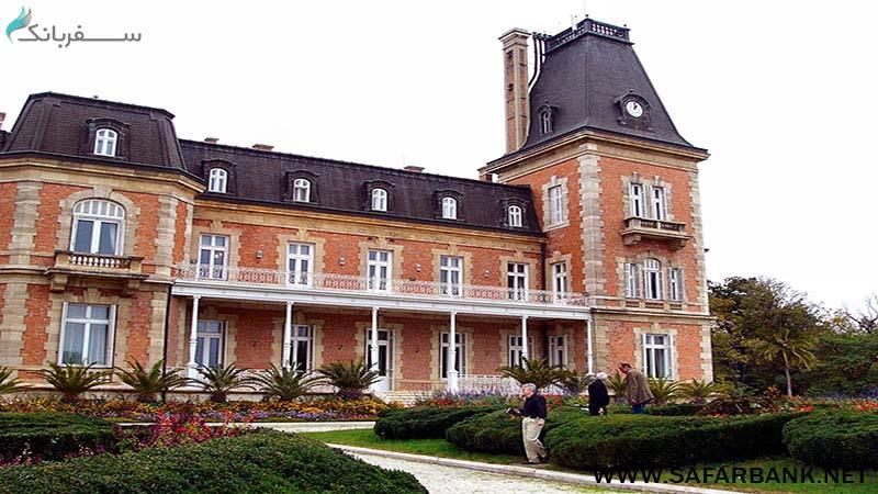 کاخ اوکسینو گراد بلغارستان