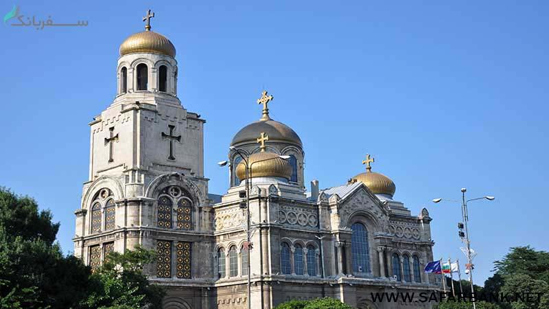کلیسای جامع ارتدوکس شرقی وارنا
