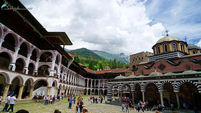 صومعه دیر ریلا بلغاستان