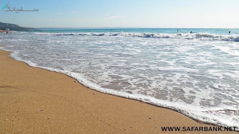 ساحل گلدن سنز وارنا