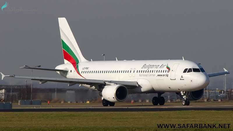 سفر با تور هوایی بلغارستان