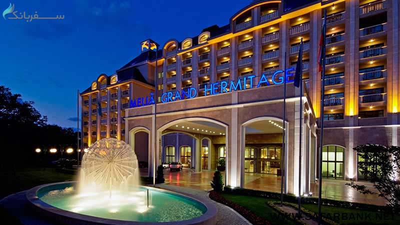 هتل میلا گرند هرمیتاژ