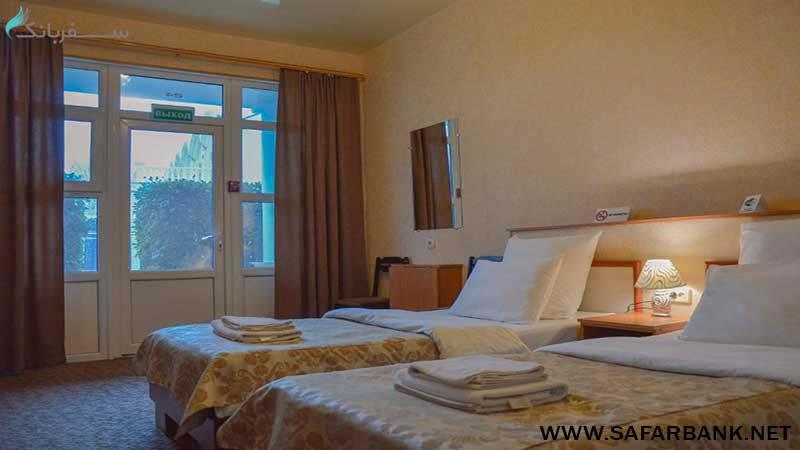 هتل دیونیس بلغارستان