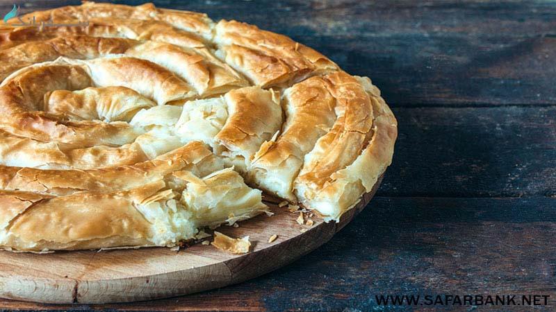 پانتیزا غذای بلغاری