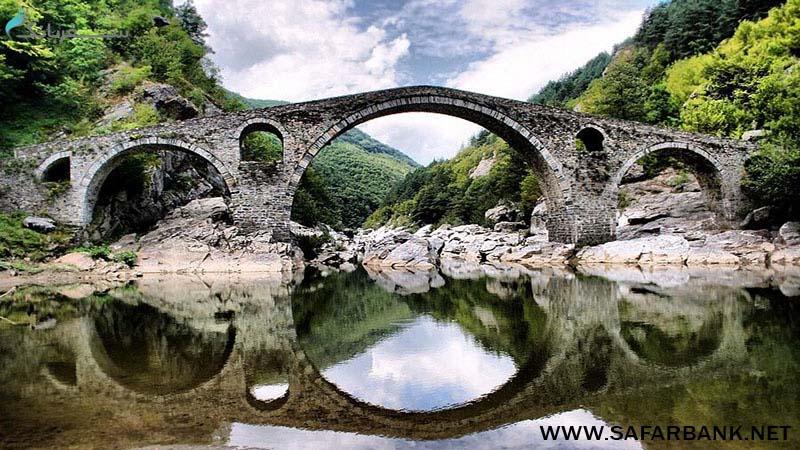 پل شیطان در بلغارستان