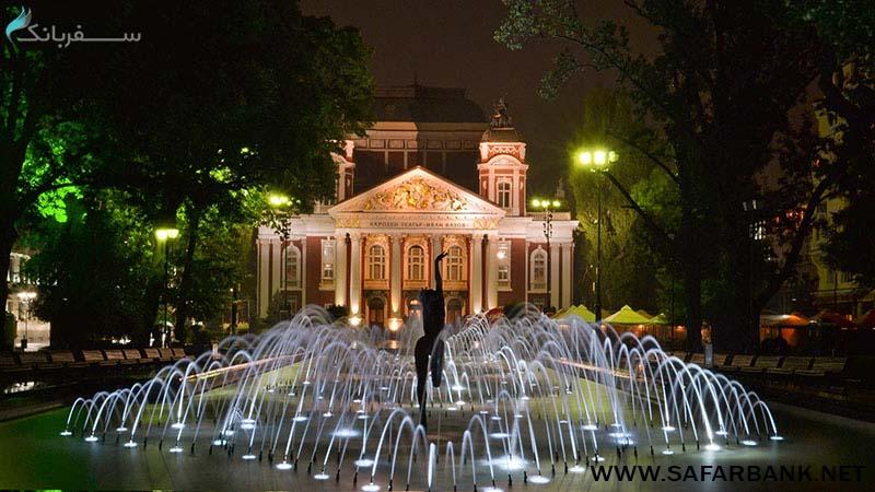 تئاتر ملی ایوان وازروف