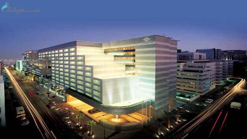 هتل جود پالاژ در دبی