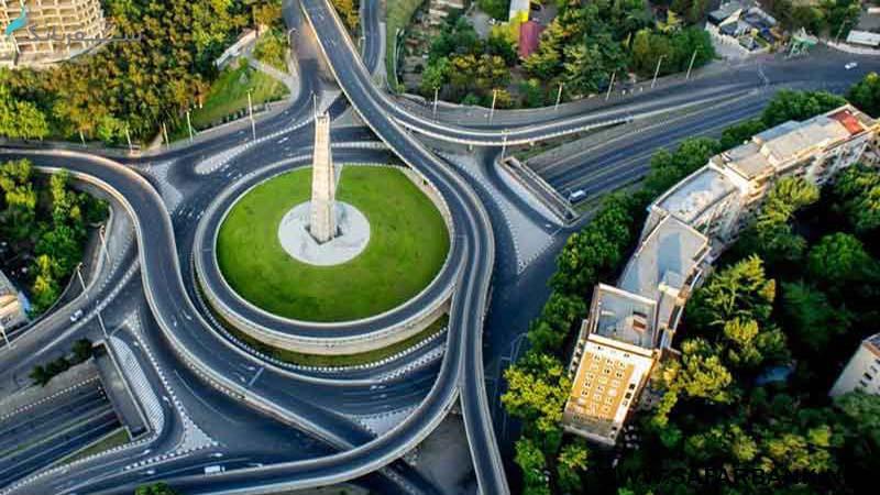 میدان قهرمانان گرجستان