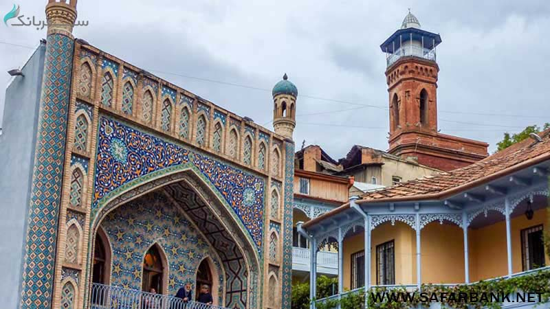 مسجد جمعه گرجستان