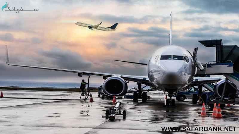 سفر با تور هوایی گرجستان