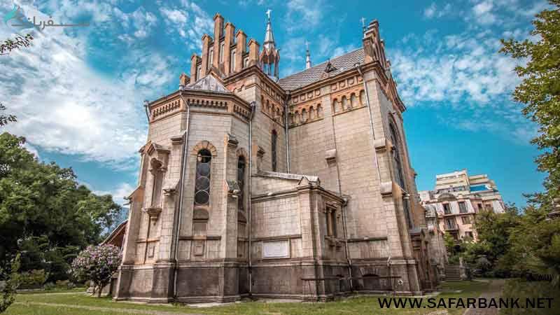 کلیسای جامع مادر مقدس تفلیس