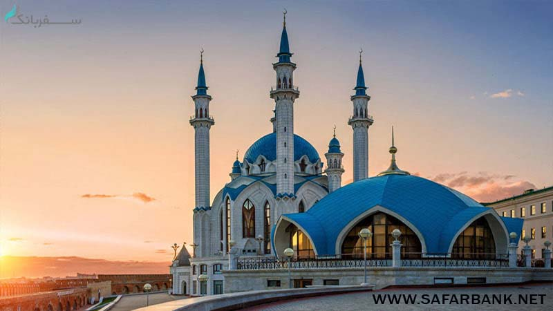 مسجد قل شریف در کرملین