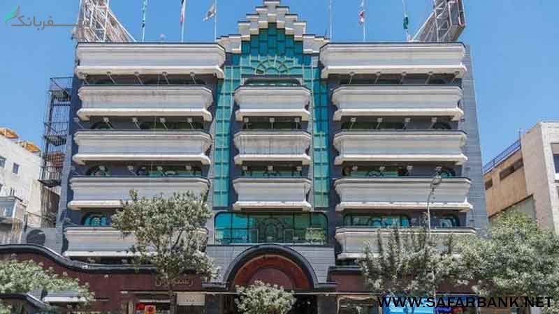 هتل مجلل نور در مشهد