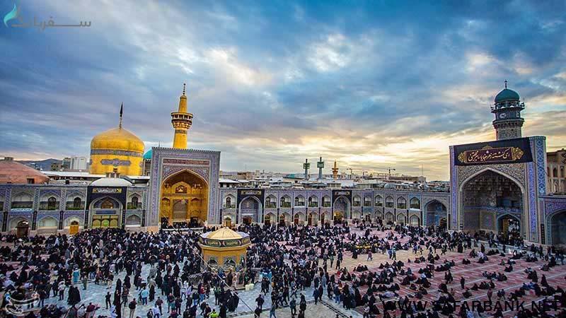 صحن انقلاب اسلامی در مشهد