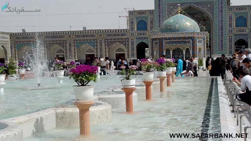 صحن جمهوری اسلامی در مشهد