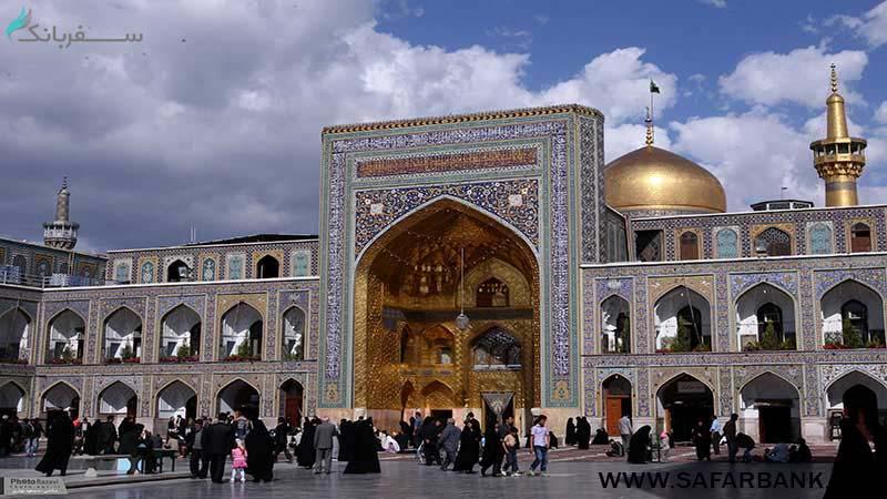 صحن آزادی در مشهد