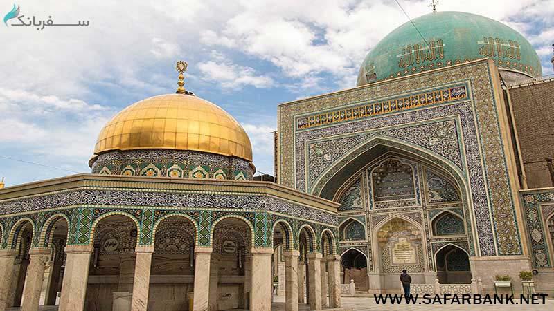 صحن قدس در مشهد