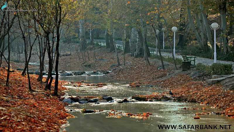 پارک جنگلی طرقیه در مشهد