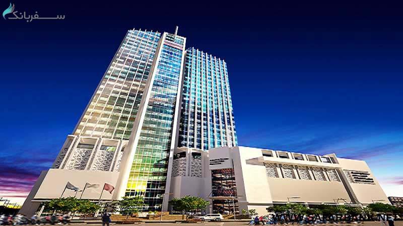 برج تجاری آرمیتاژ گلشن