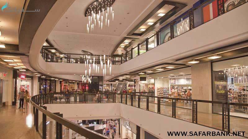 مرکز خرید کاسپین در مشهد