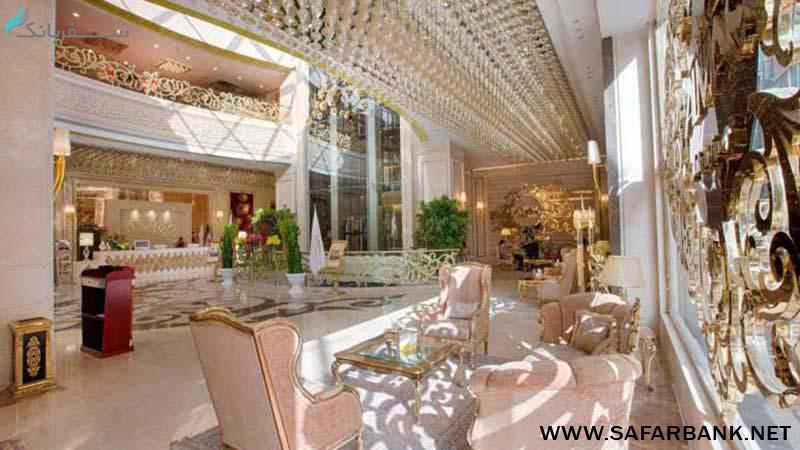 هتل المای 2 در مشهد