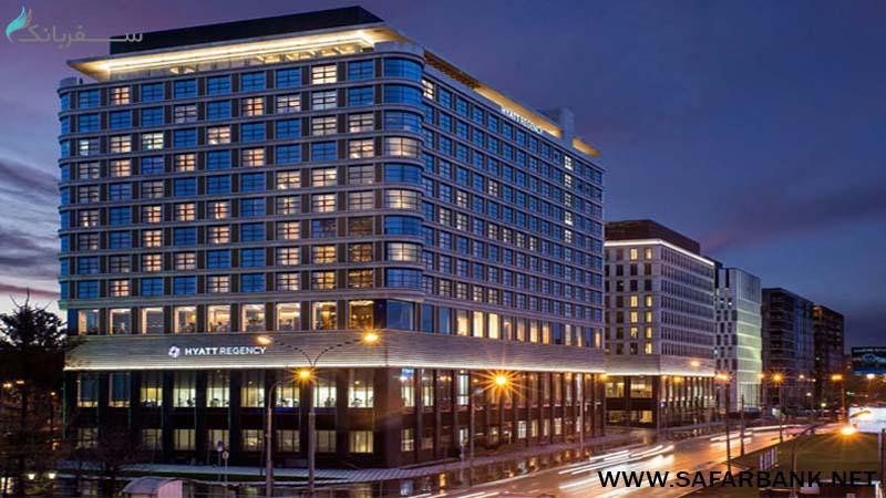 هتل سادووایا مسکو (Holiday Inn Express St. Petersburg - Sadovaya, an IHG Hotel)